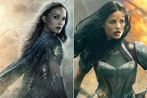 'thor 2′ Posters Feature The Bombshells Of 'the Dark World