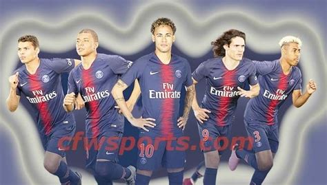 Paris Saint-Germain team squads | Paris saint-germain ...
