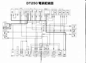 Need Euro Spec 1974 Dt250 Wiring Diagram