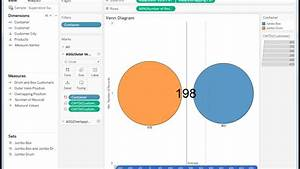 How To Set The Outer Venn Position In A Venn Diagram In Tableau