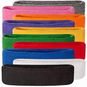 Head Sweatbands Best Sports Headbands