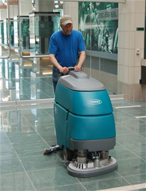 Economic Research: Floor Cleaning Machines