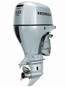 Honda Bf150 - 115-250 Hk - Honda Utombordare -