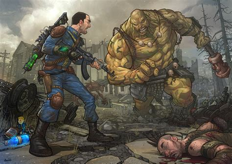 Fallout 3 By Patrickbrown On Deviantart
