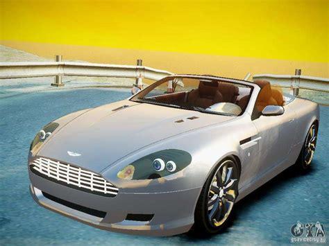 Aston Martin Db9 Volante by Aston Martin Db9 Volante V2 0 For Gta 4