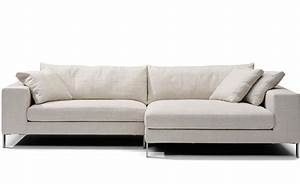 Plaza small sectional sofa hivemoderncom for Small sectional sofa used
