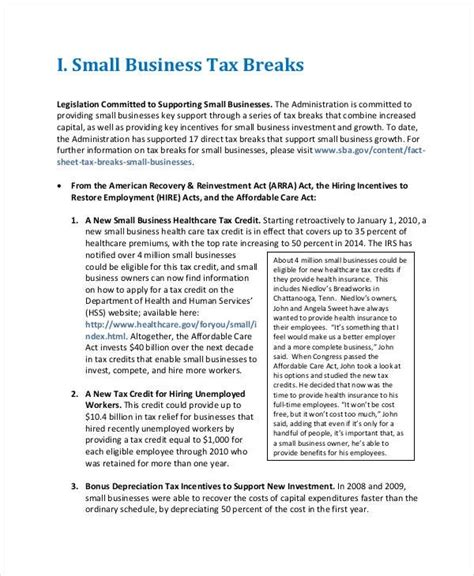 12+ Business Project Report Templates - Google Docs, Word ...