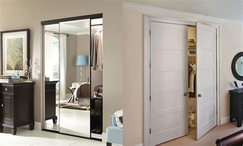 Selecting Mirror Wardrobe Or Standard Closet Doors