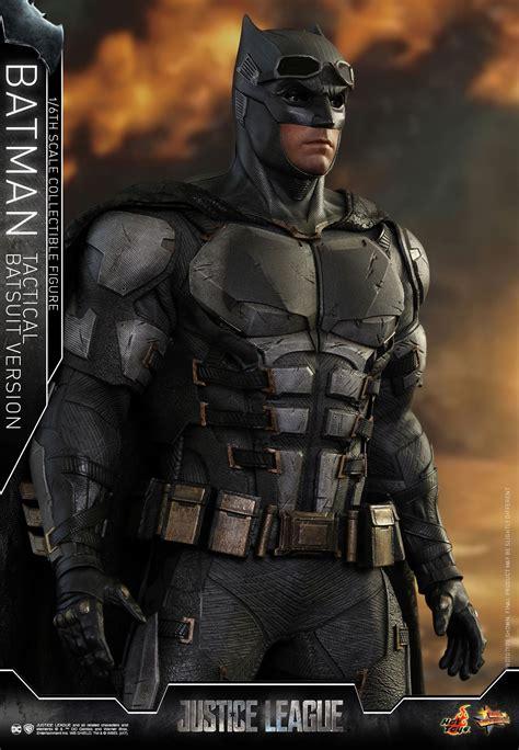 hot toys batman tactical suit version justice league