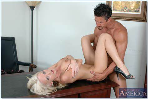 Spunky Secretary Getting Pounded By Her Boss