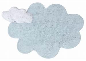 Tapis Forme Nuage : tapis en forme de nuage bleu ciel chez ksl living ~ Teatrodelosmanantiales.com Idées de Décoration