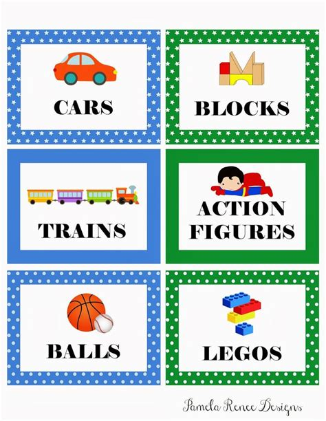 picture labels for toys free printable boy s bin 447 | 74b87dda41a286a037d7d0ccd2ed8dbc classroom labels classroom supplies