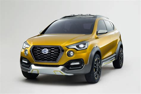 Datsun Cross 4k Wallpapers by Datsun Go Cross Concept Was Firstly Premiered At The Tokyo