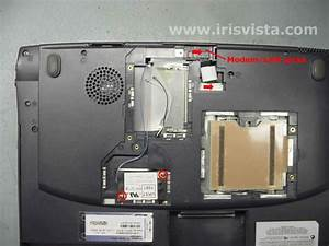 Toshiba Satellite 5105 Disassembly Guide