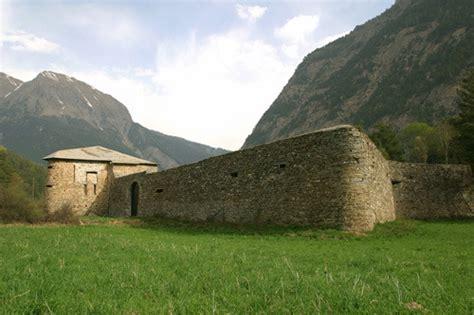 chambre d hote barcelonnette photo les fortifications de la vallée de l 39 ubaye