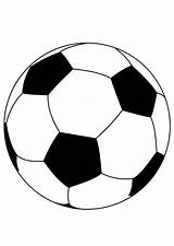 Soccer Ball Coloring Pages sketch template