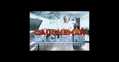chef cuisine m6 quot cauchemar en cuisine quot arrive sur m6 le 18 avril puremedias