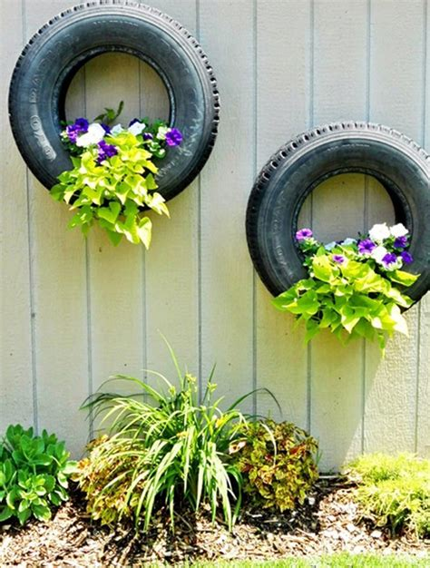 diy tire projects   creatively upcycle