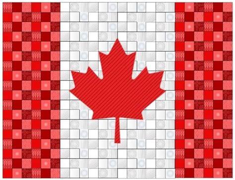 Rebel Flag Quilt Block Pattern