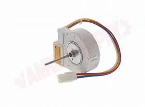 Wg03f00433   Ge Refrigerator Condenser Fan Motor  2 2w  11