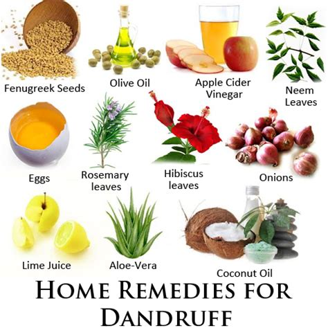 cure home remedy how to get rid of dandruff 20 simple tips