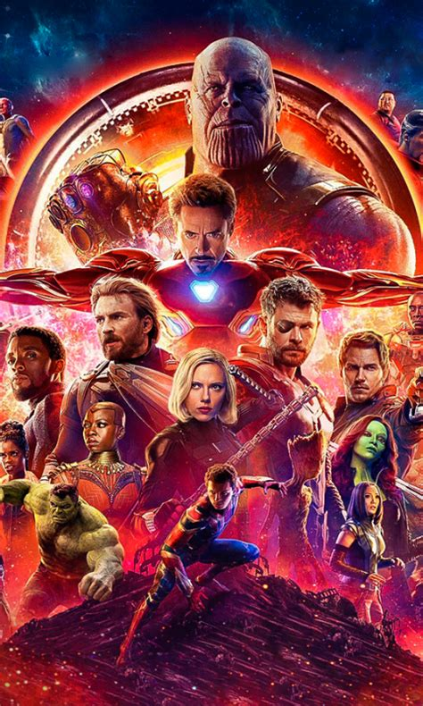 Movie/Avengers: Infinity War (480x800) Wallpaper ID ...