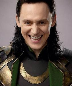 Loki_Page : Feast your eyes on this Mischievous Smile, # ...