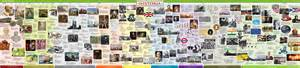 Science Kitchen by British History Timeline Wall Poster Historia Timelines