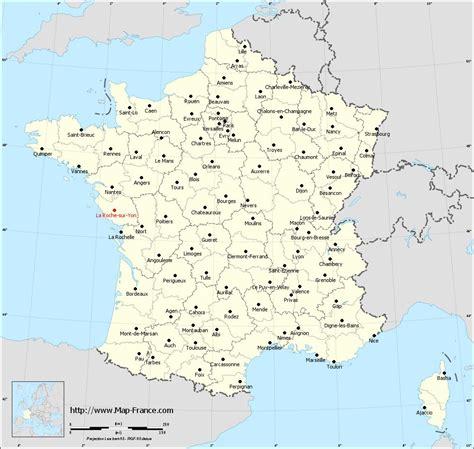road map la roche sur yon maps of la roche sur yon 85000