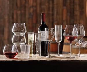 Stackable, Italian, Wine, Glasses