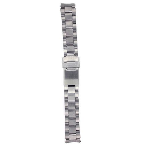 seiko band stainless steel band original 18mm 4585jzb ebay