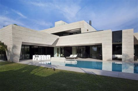 cero design  modern home  seville spain