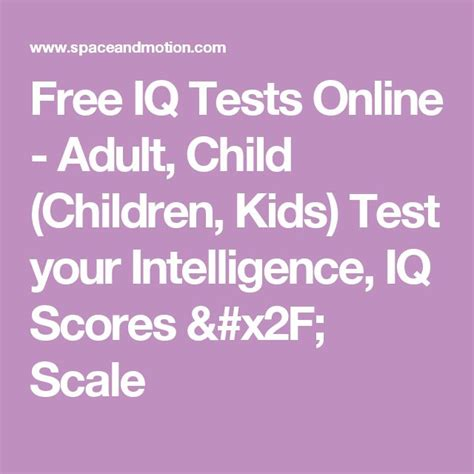 iq test for preschoolers 25 best ideas about test iq free on test your 346
