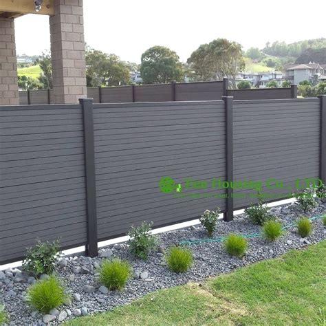modern garden fencing ideas modern garden fence exhort me