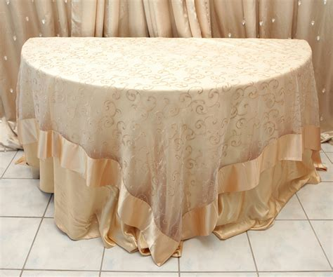 Tips Cleaning Stain Gold Tablecloth ? Joanne Russo