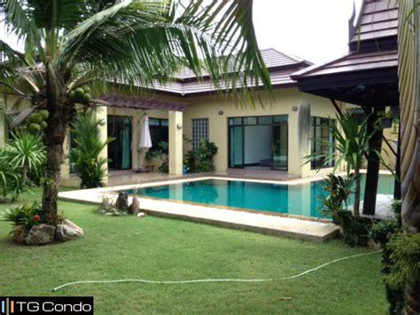 Grand Garden Home, Private Pool| Bangkok Pattaya Condo For