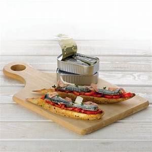 Filet De Sardine : toasts de filet de sardine marie claire ~ Nature-et-papiers.com Idées de Décoration