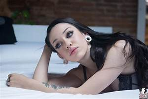 Thinking something Suicide Girl Cecylia The trapdoor ...