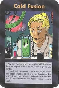 Illuminati Card Game