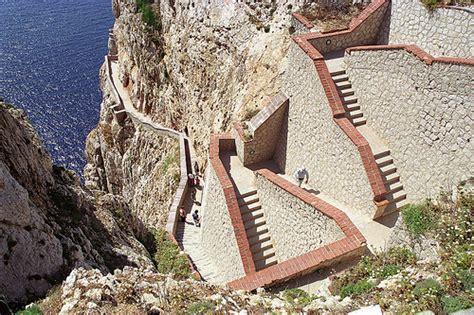 escala de cabirol  le grotte  nettuno sardegna