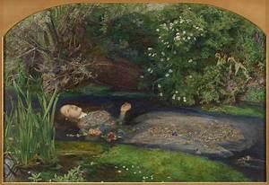 'Ophelia', Sir John Everett Millais, Bt | Tate