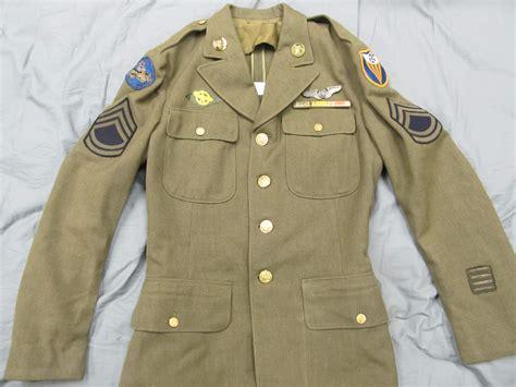 usaaf  usaaf uniform grouping