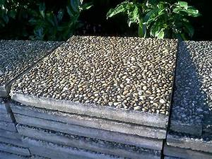 Pose Dalle Beton Sur Sable : photo beton lit ~ Nature-et-papiers.com Idées de Décoration
