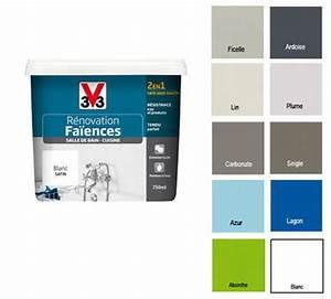 Nuancier Peinture V33 : peinture pour meuble de cuisine v33 6 relooking cuisine ~ Melissatoandfro.com Idées de Décoration