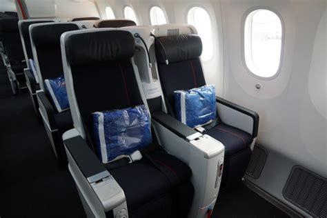 siege premium economy air exclusivité les aménagements intérieurs des airbus a330