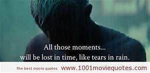 BLADE QUOTES im... Blade Runner Love Quotes