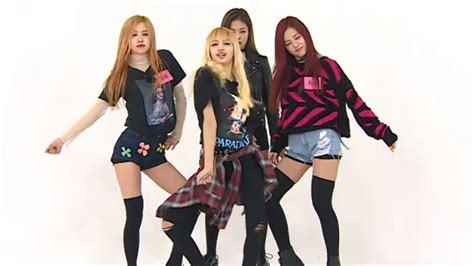 Black Pink Completely Slays Up 'boombayah' At 2x Speed On
