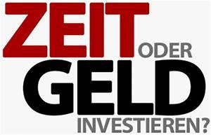Geld Gut Investieren : sollten existenzgr nder lieber zeit oder geld investieren ~ Michelbontemps.com Haus und Dekorationen