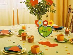 Ideen Zum Muttertag : ideen zum muttertag muttertag tischdekoration fr hlings deko ~ Orissabook.com Haus und Dekorationen