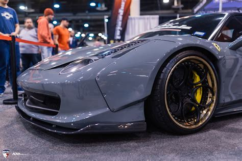 houston auto show  evs motors  adv wheels
